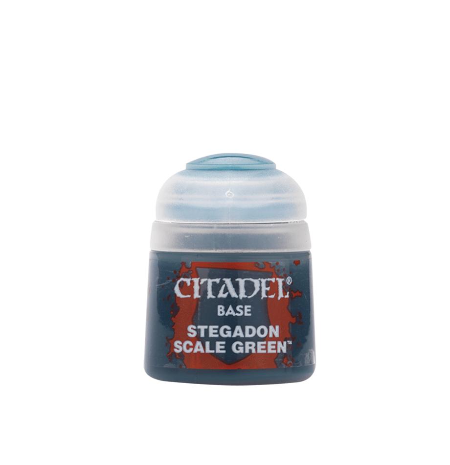 Stegadon Scale Green, Citadel Base 12ml