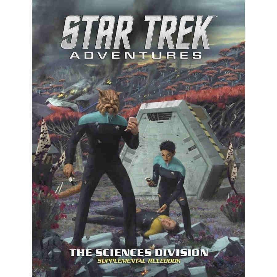 Science Division  Star Trek Adventures Supplementary Rulebook