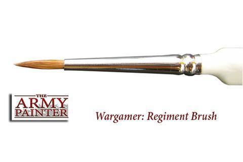 Regiment Brush, Army Painter