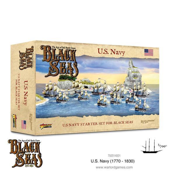 U.S. Navy Fleet (1770 - 1830), Black Seas