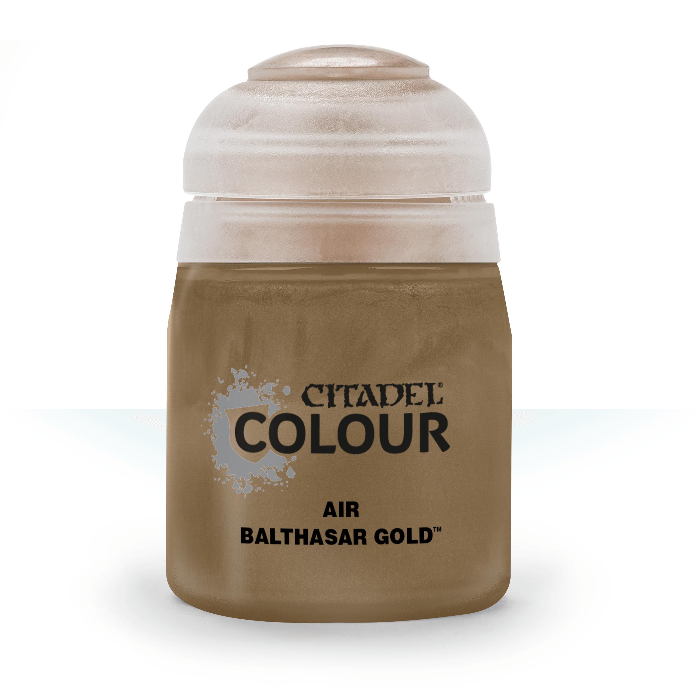 Balthasar Gold, Citadel Air 24ml
