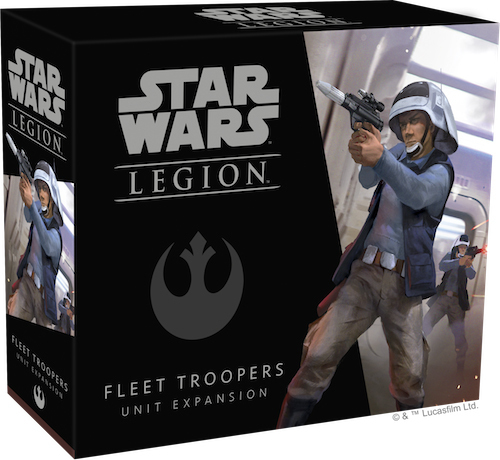 Fleet Troopers, Star Wars Legion