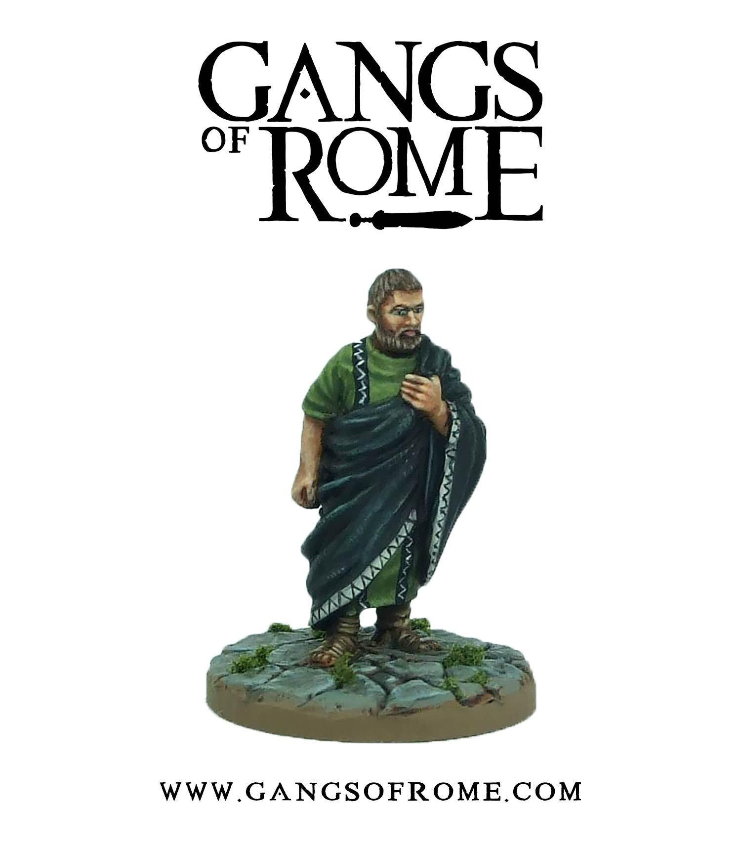 Secundus Dominus, Gangs of Rome