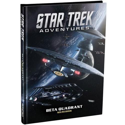 Beta Quadrant Sourcebook Star Trek Adventures