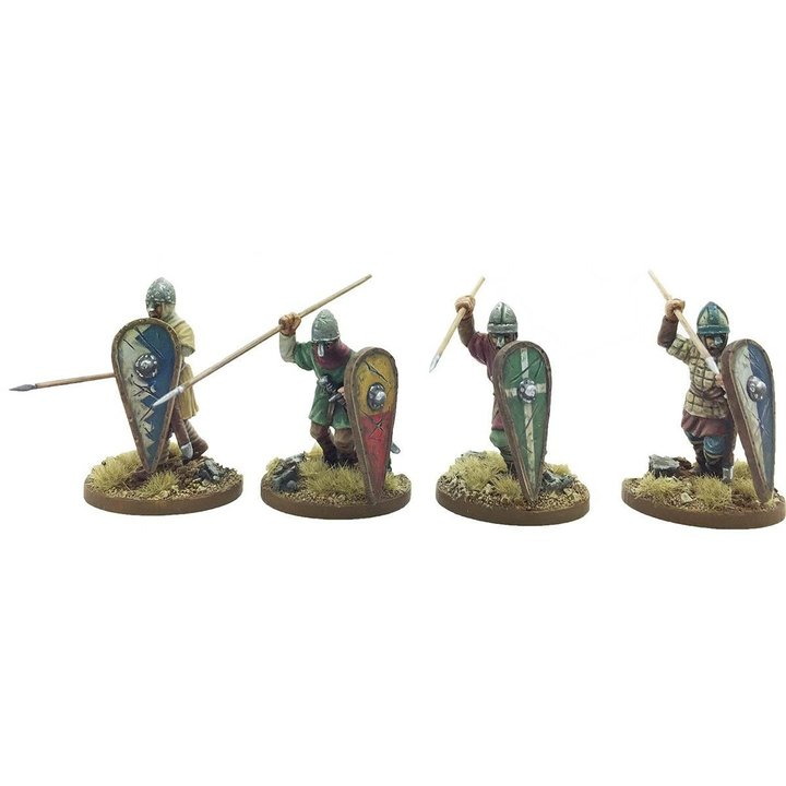Unarmoured Norman Infantry 2