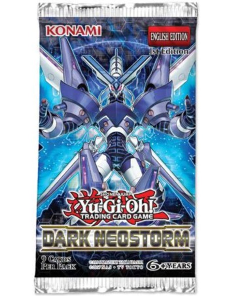 Dark Neostorm, Yu-Gi-Oh!