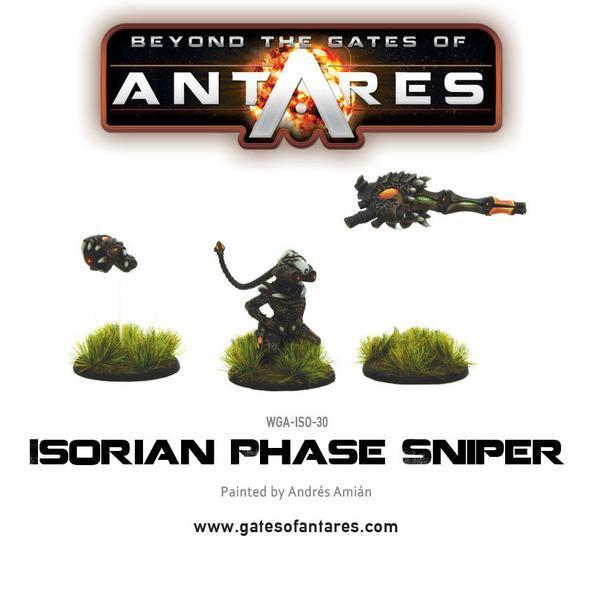 Isorian phase sniper
