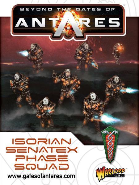 Phase Squad, Isorian Senatex