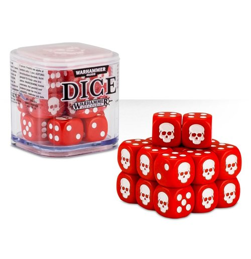 D6 Dice Cube, Citadel