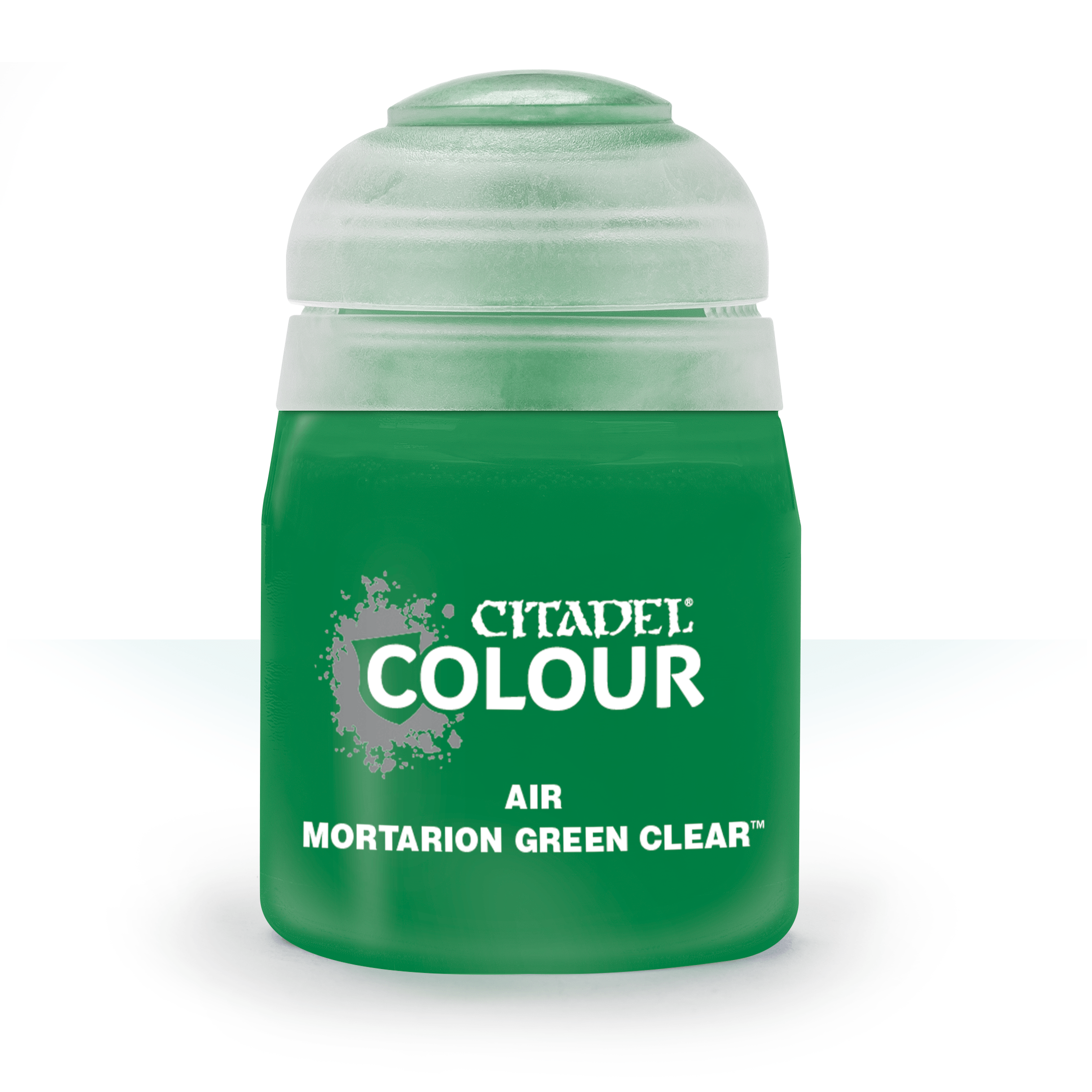Mortarian Green Clear, Citadel Air 24ml