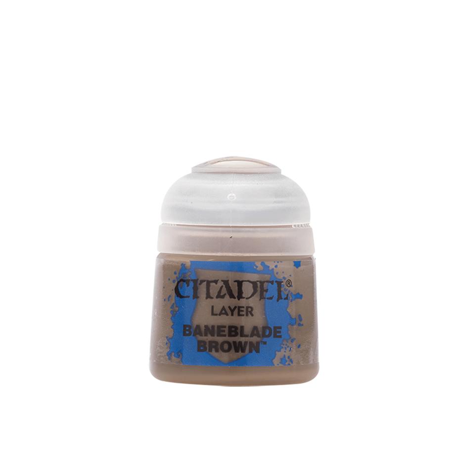 Baneblade Brown, Citadel Layer 12ml