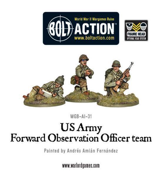 FOO team US Army