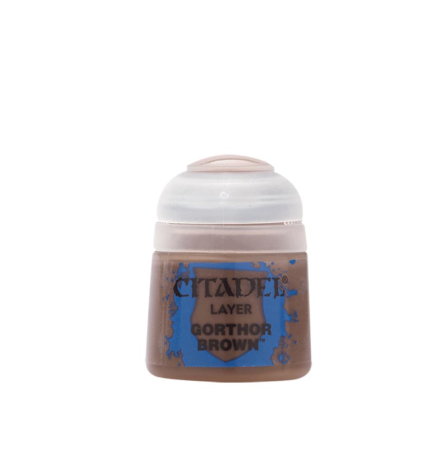 Gorthor Brown, Citadel Layer 12ml