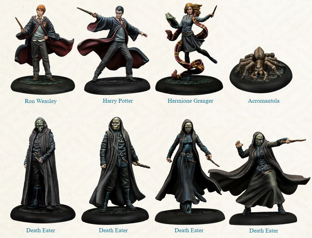 Harry Potter Miniatures Game - Core Box