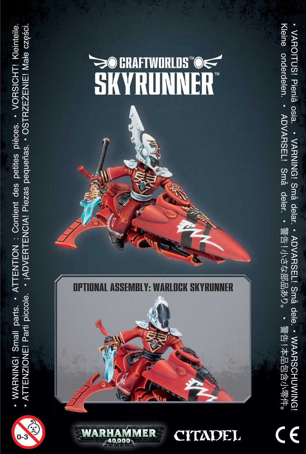 Eldar Skyrunner