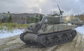 M4 Sherman / Firefly IC, Rubicon Models