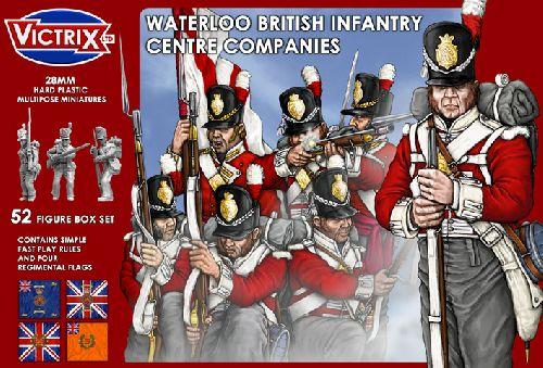 Britsh Waterloo Centre Companies, Victrix