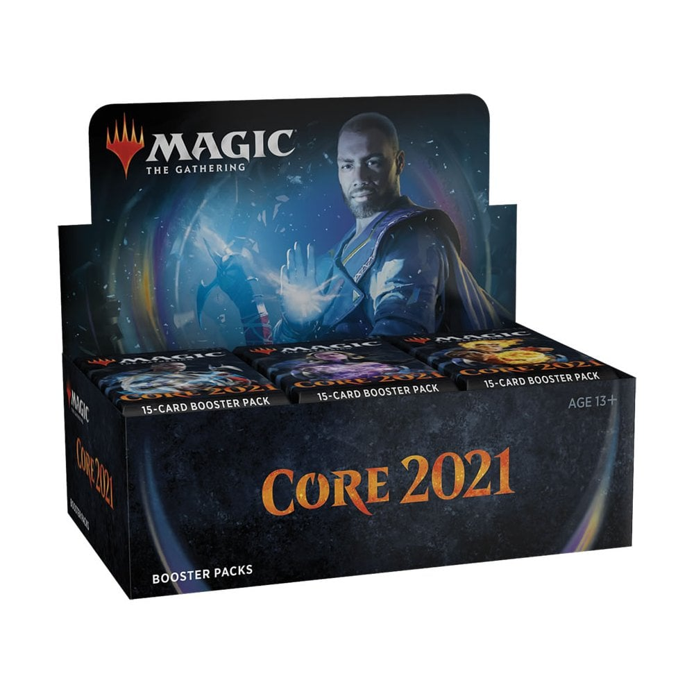 Core Set 2021 Full Box, Magic the Gathering