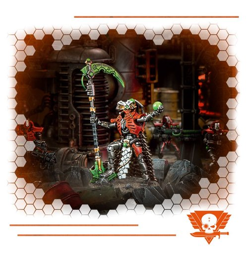 Ankra the Colussus, Commander, Kill Team