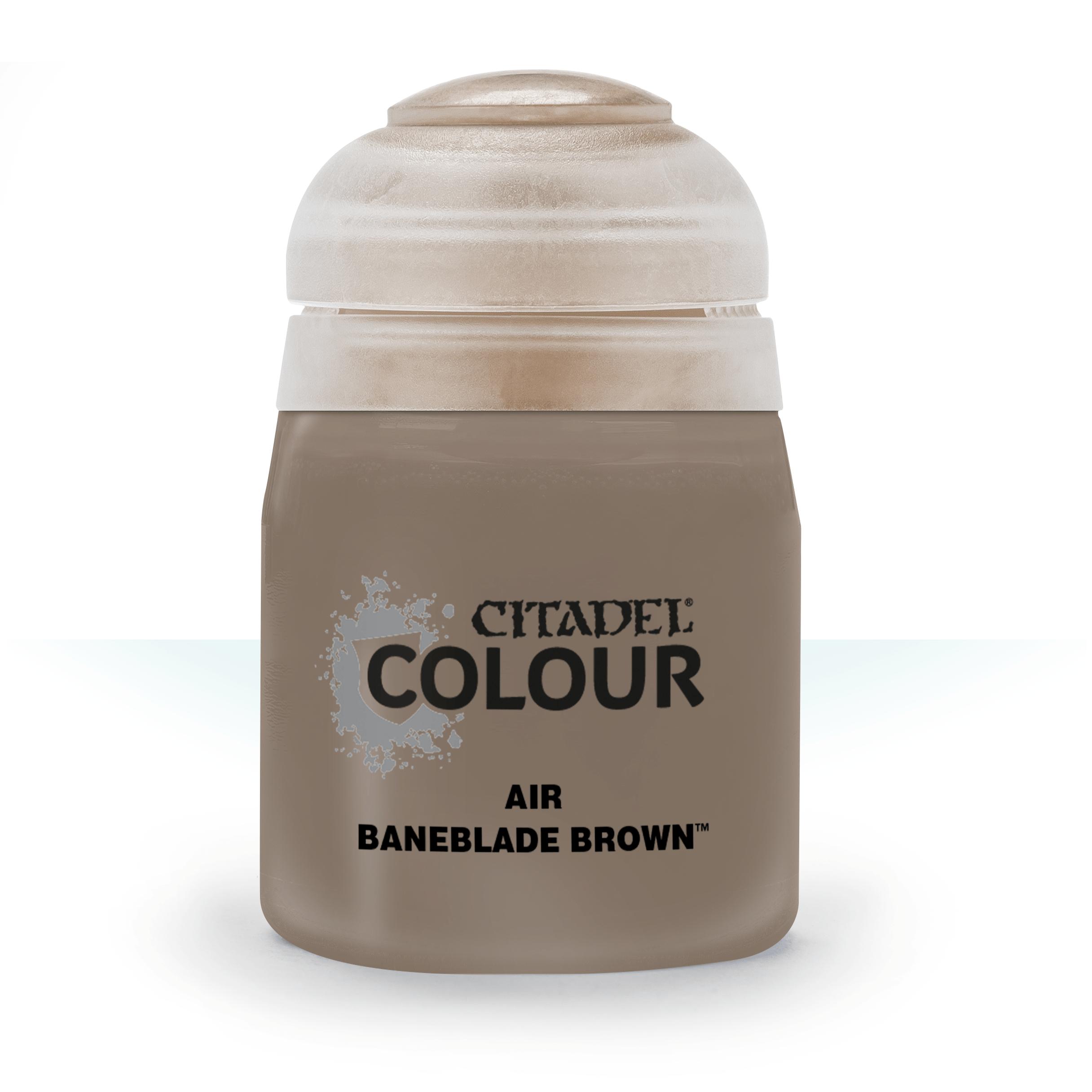Baneblade Brown, Citadel Air 24ml
