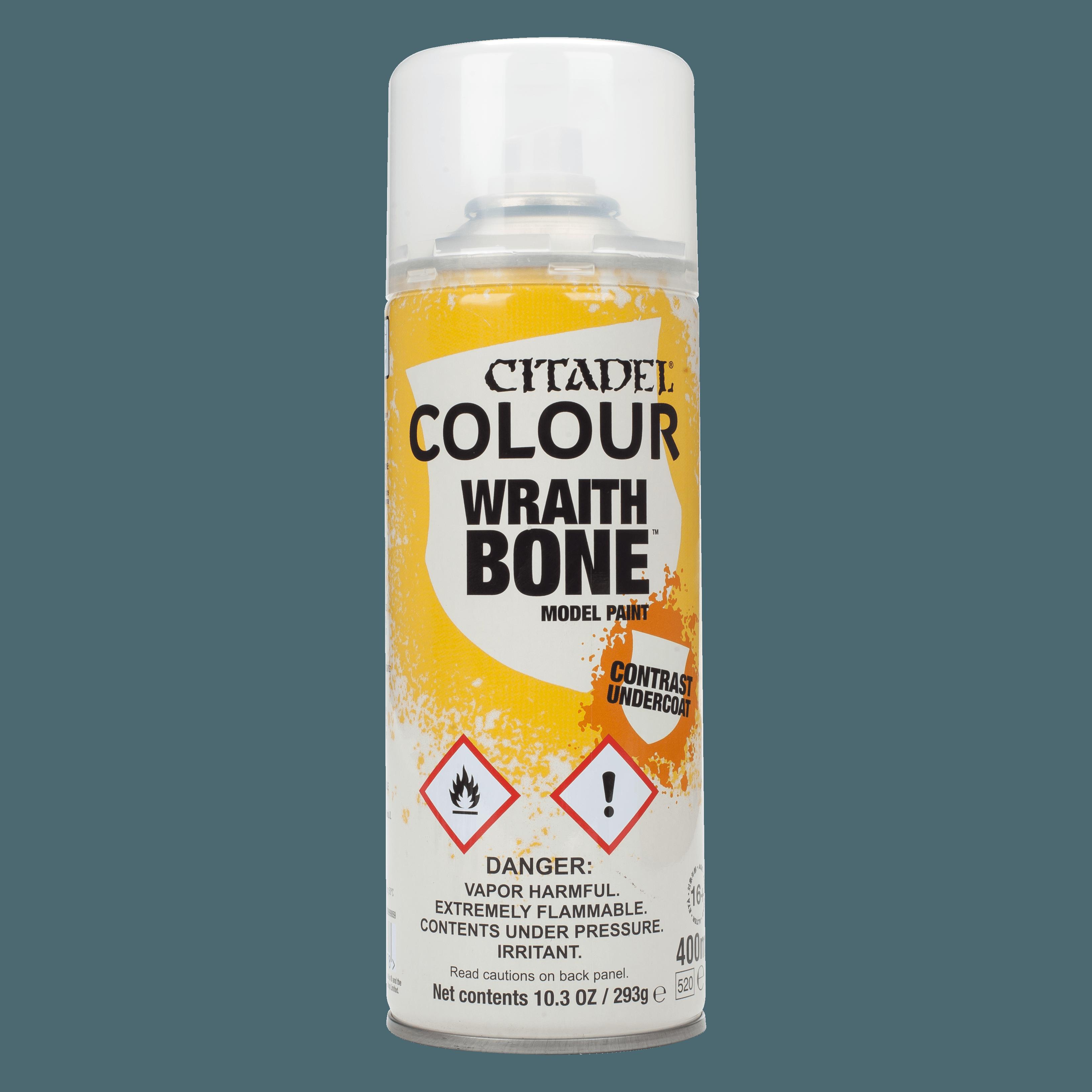 Wraithbone Spray, Citadel Spray