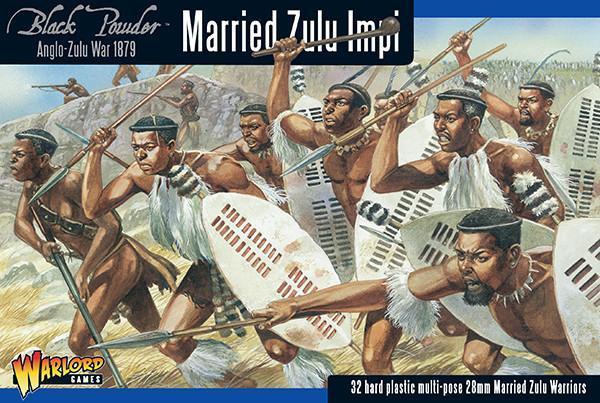 Married Zulu Impi, AZW