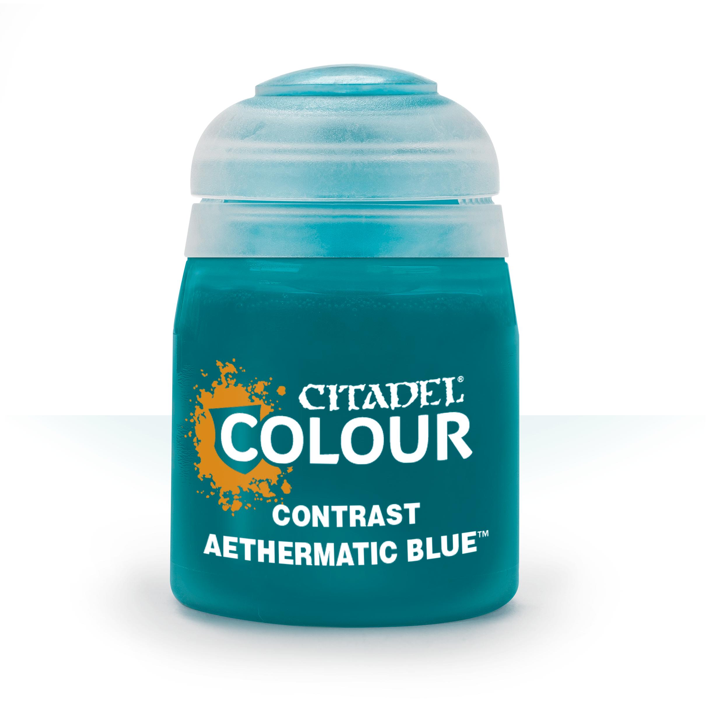 Aethermatic Blue, Citadel Contrast 18ml