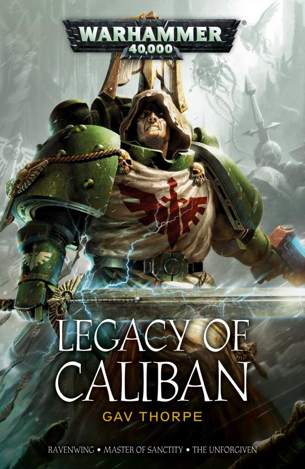 Legacy Of Caliban: The Omnibus, Black Library