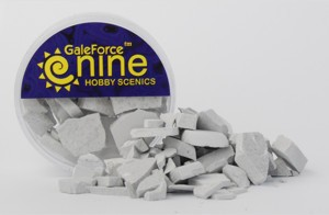 Concrete Rubble Mix (Hobby Round)