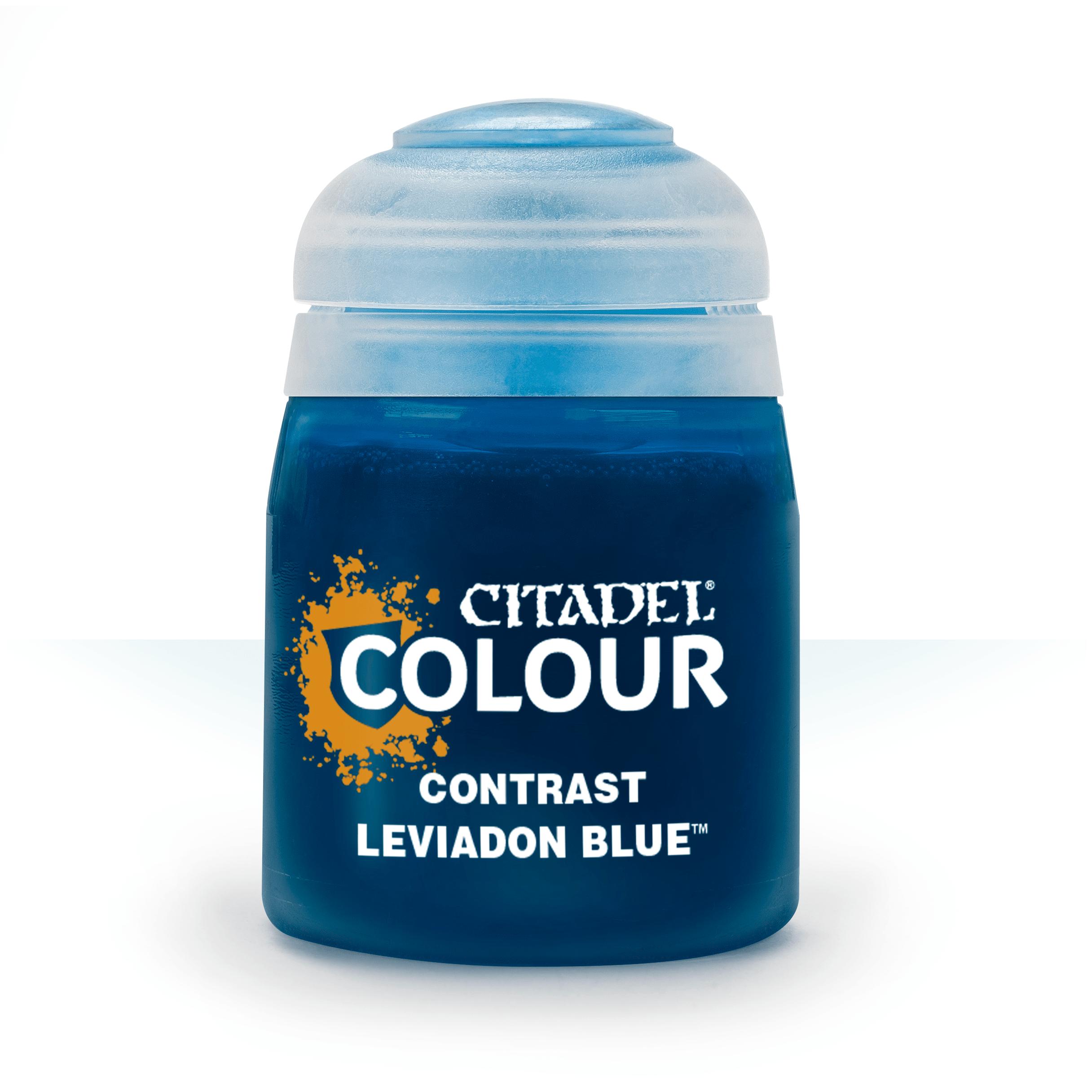 Leviadon Blue, Citadel Contrast 18ml