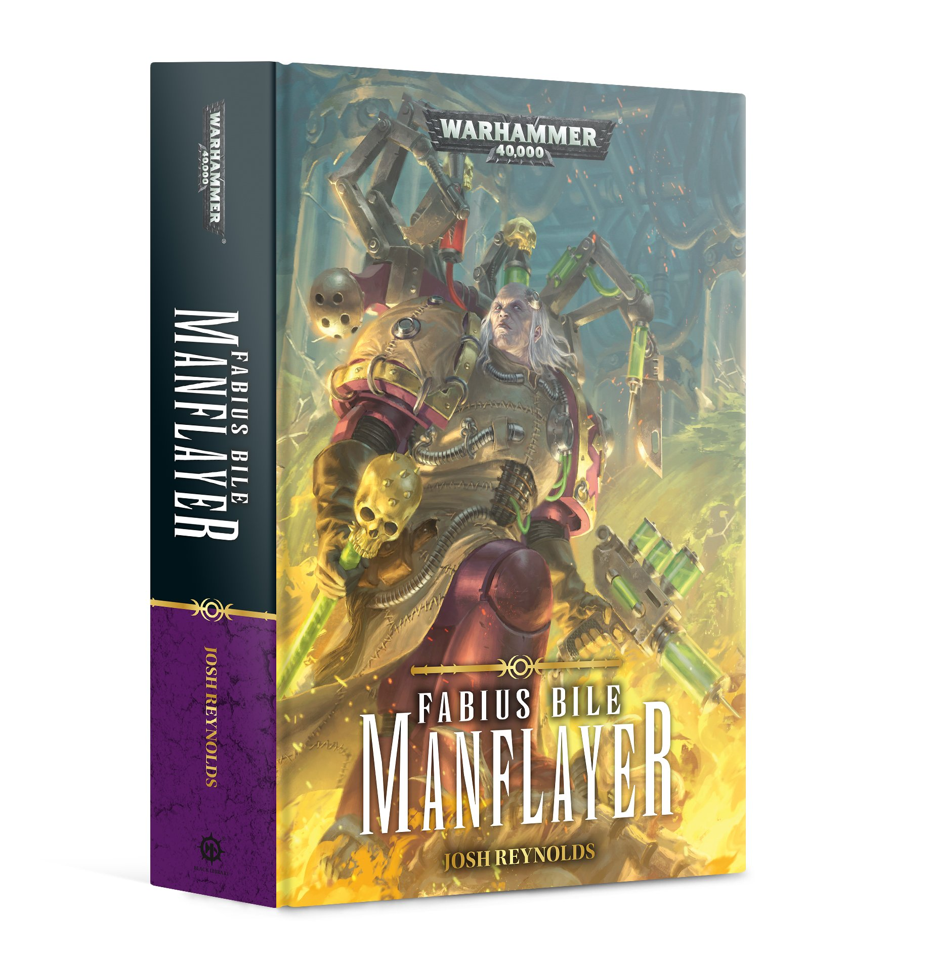 Fabius Bile: Manflayer, Black Library