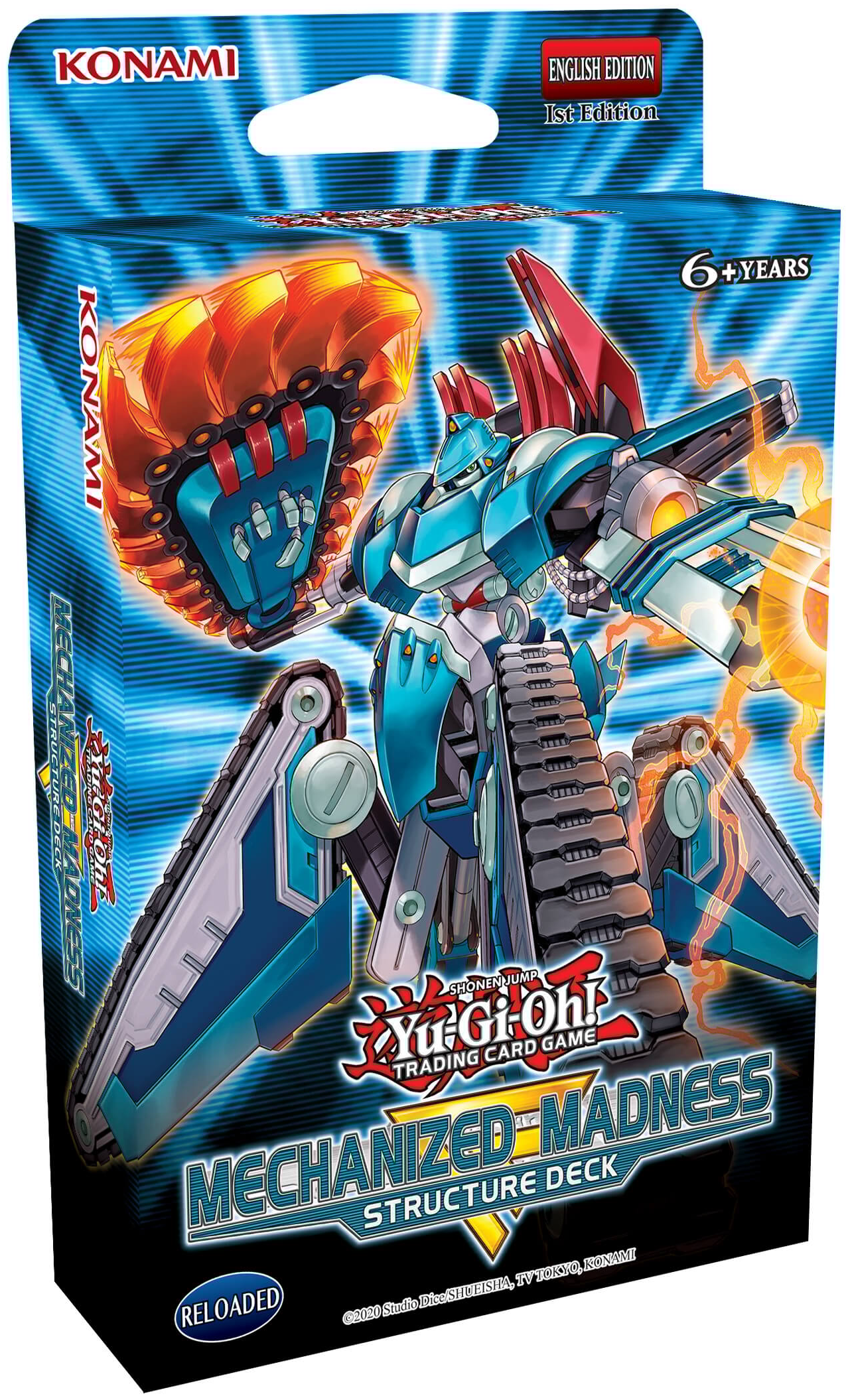 Mechanized Madness, Yu-Gi-Oh!