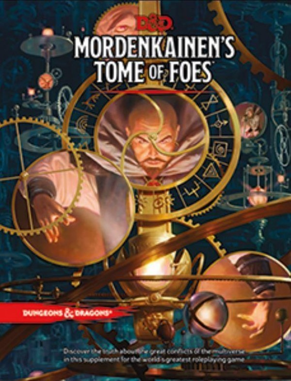 Mordenkainen's Tome of Foes D&D