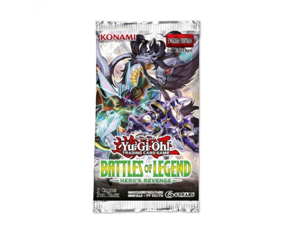 Single Battle of Legend: Hero's Revenge, Yu-Gi-Oh!