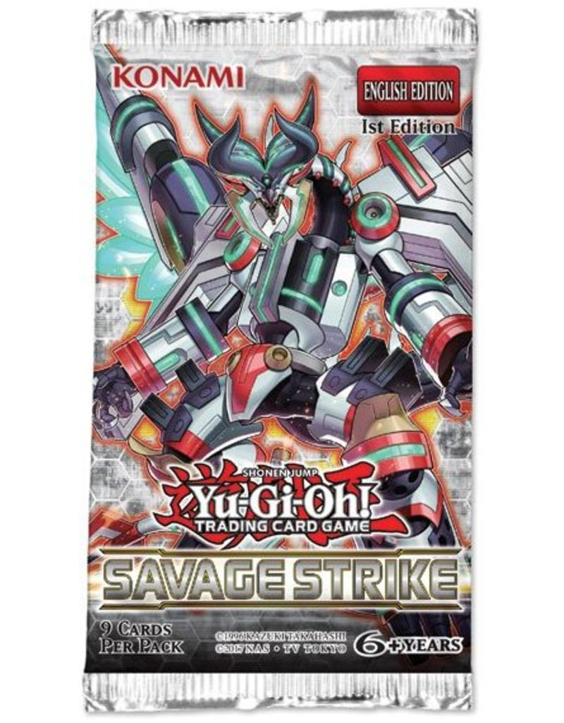 Savage Strike, Yu-Gi-Oh!
