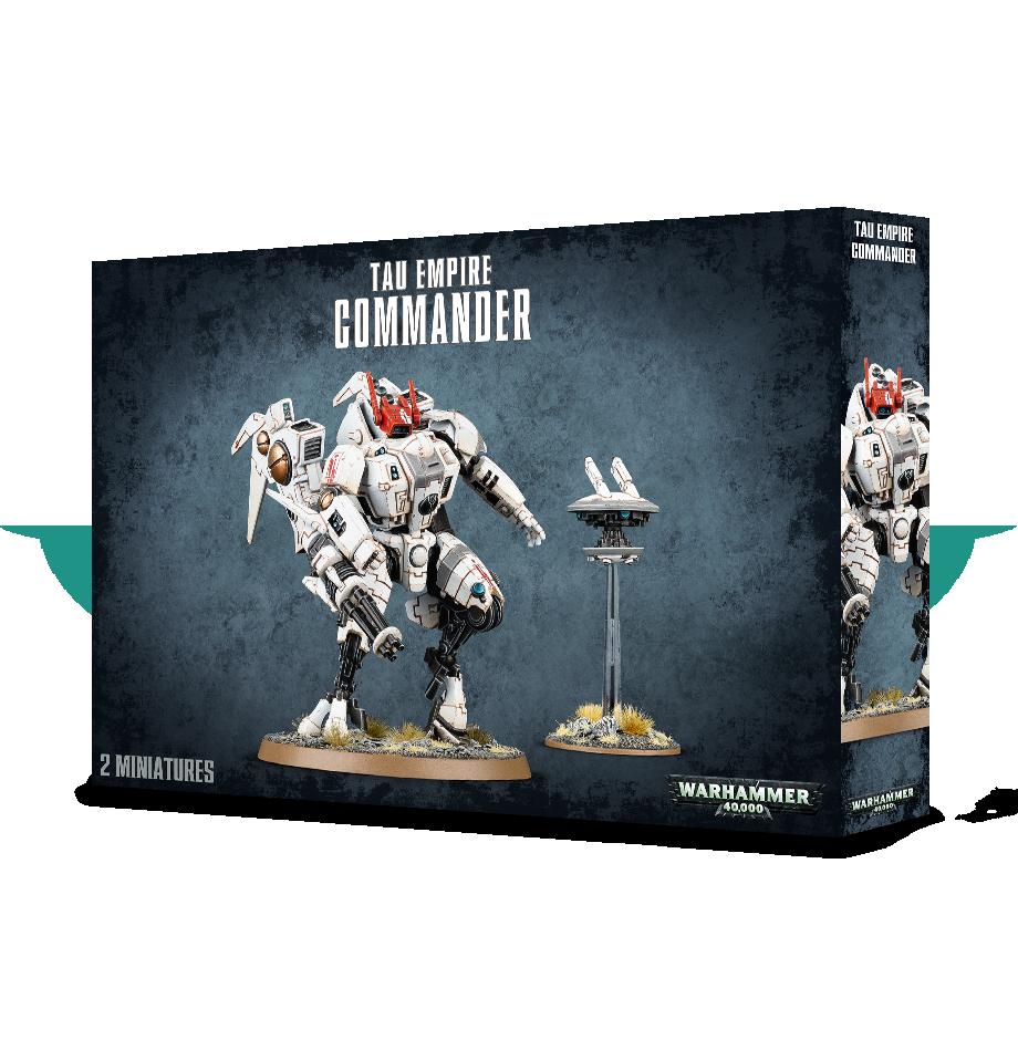 Commander, Tau Empire