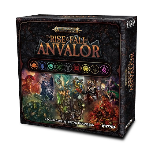 Warhammer: Age of Sigmar- The Rise & Fall of Anvalor