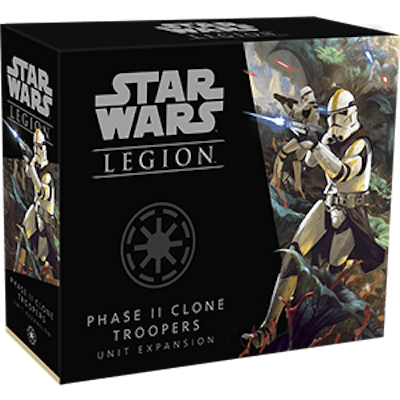 Phase II Clone Troopers, Star Wars Legion