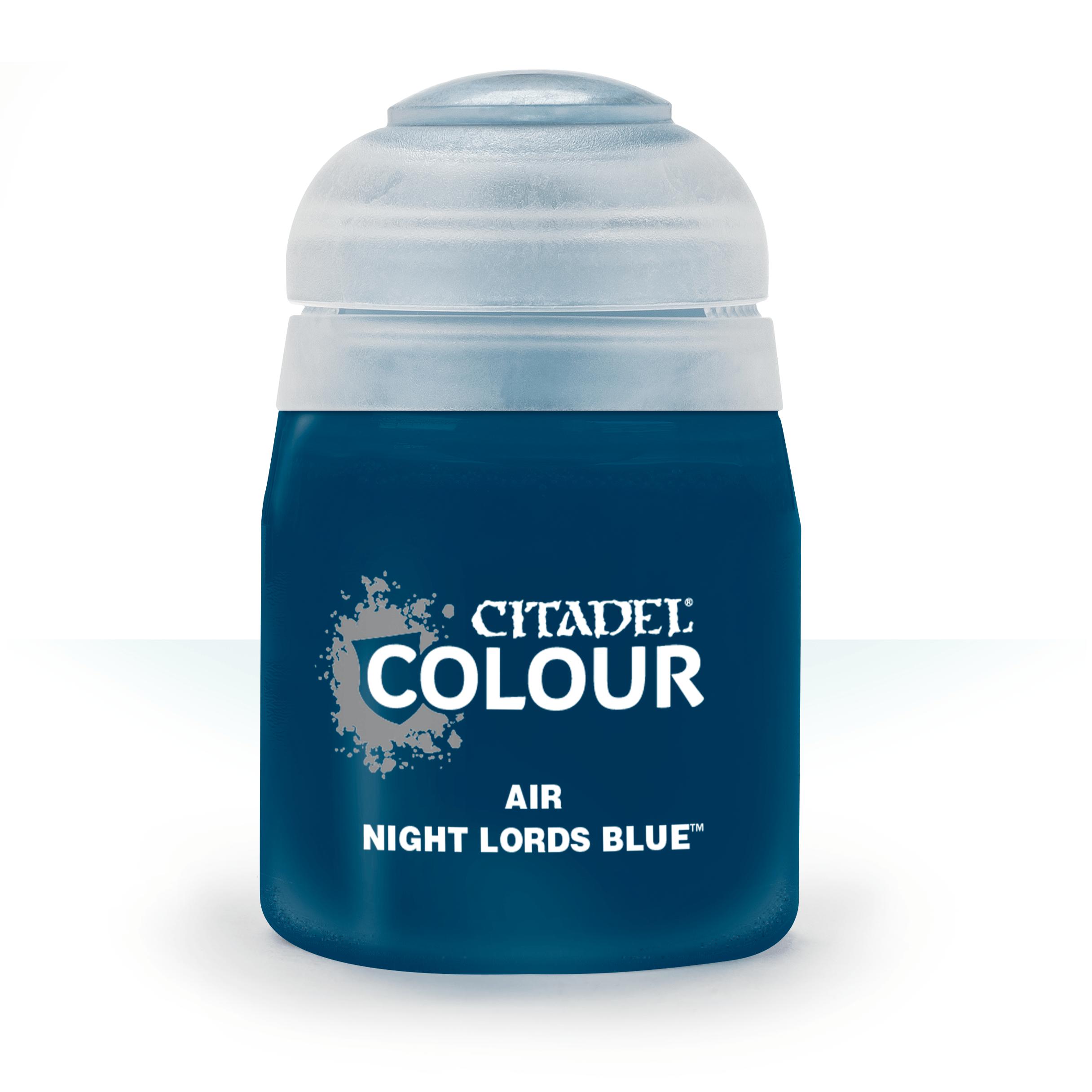 Nightlords Blue, Citadel Air 24ml