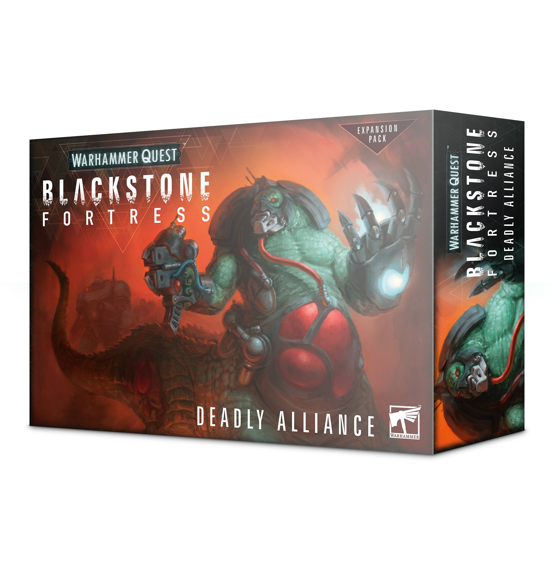 Deadly Alliance, Blackstone Fortress