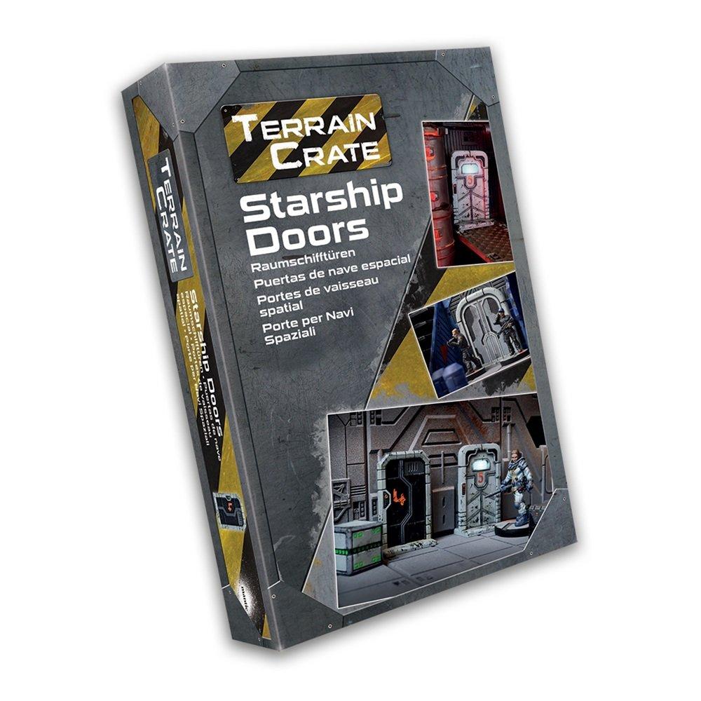 Sci-Fi Doors