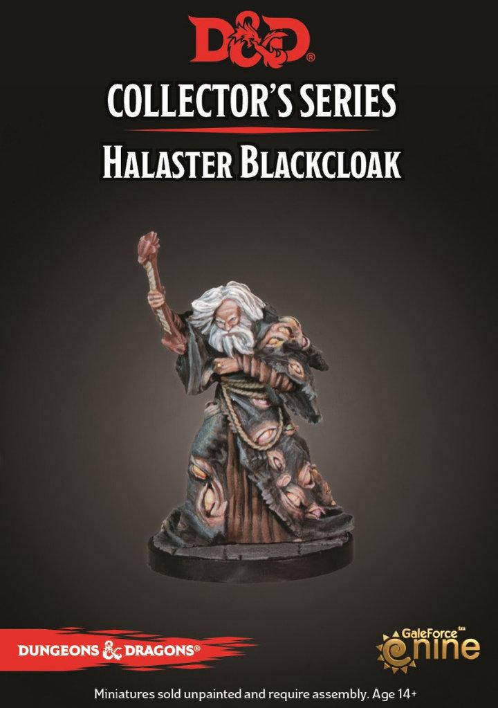 Halaster Blackcloak, D&D Collector's Series