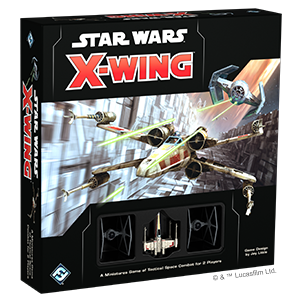 Star Wars X-Wing Core Set Second Edition