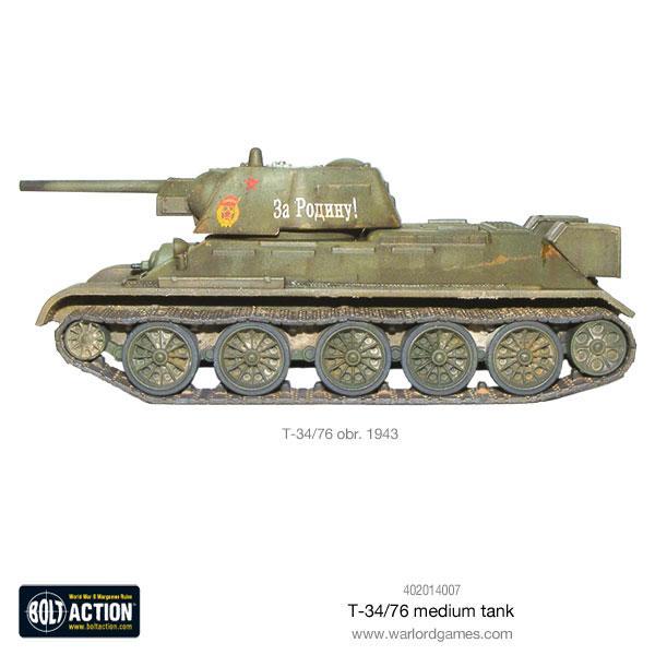 T-34/76 Medium Tank