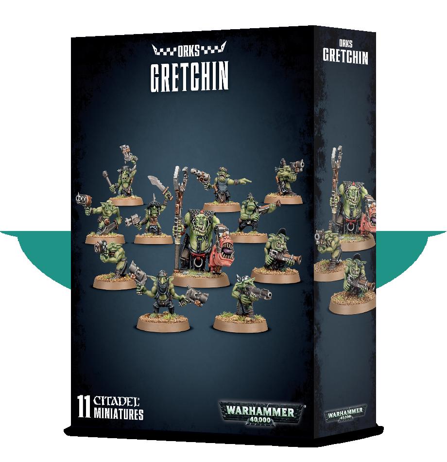 Gretchin, Ork