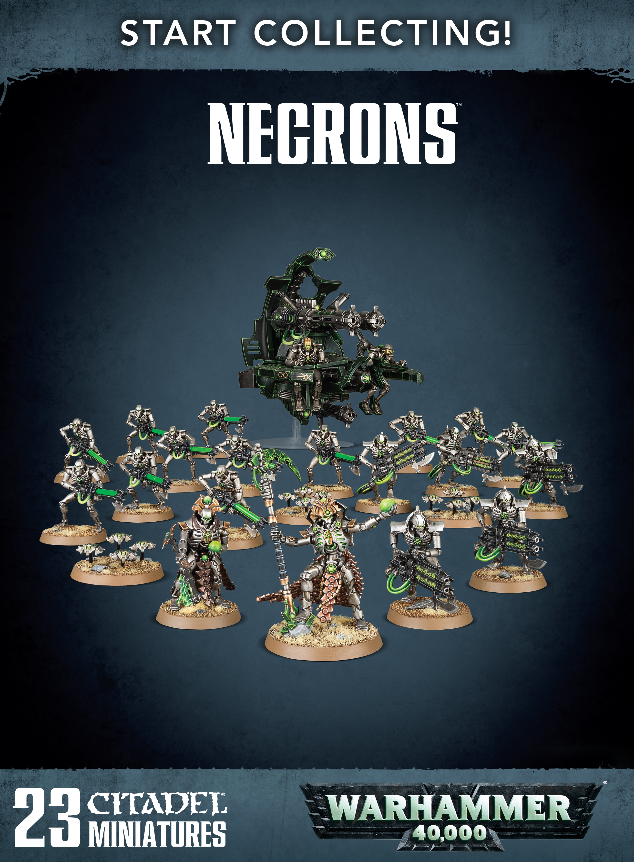 Necrons, Start Collecting