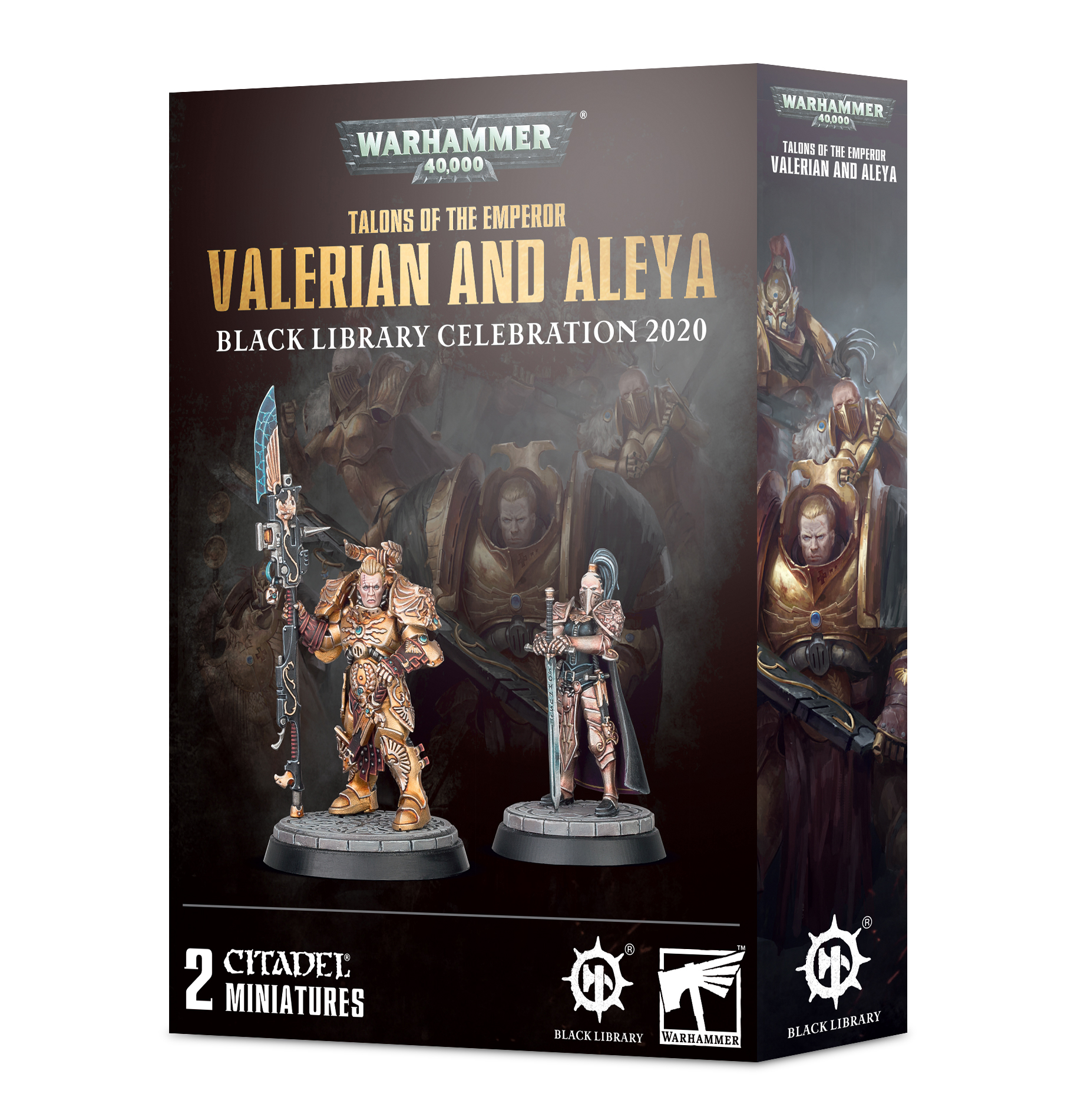 Valerian and Aleya, Talons of the Emperor