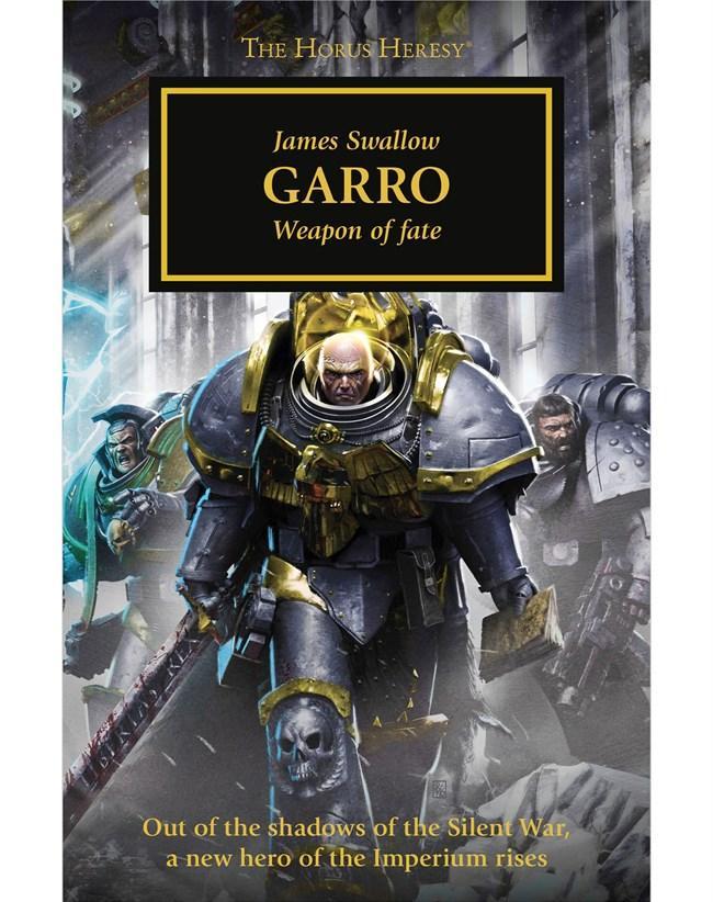 Garro, Black Library