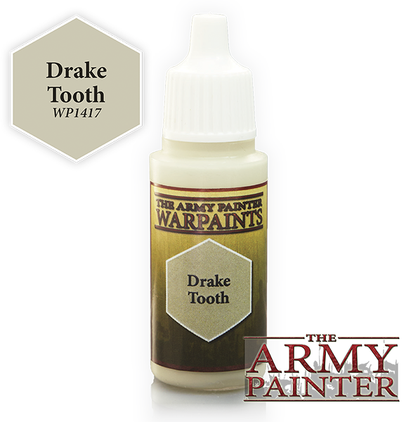 Drake Tooth, Army Painter
