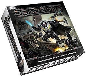 Deadzone Second Edition Starter Set